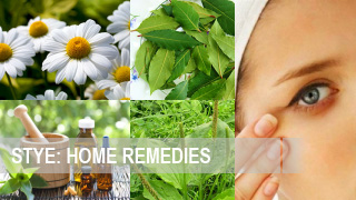 Eye Stye treatment with the help of home remedies