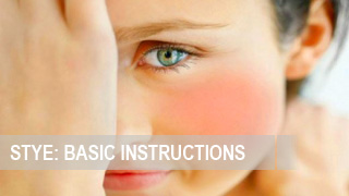 Stye on the eye: basic instructions on what to do